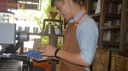 Chàng trai 9x biến cà phê sạch thành đặc sản của phố cổ Hội An