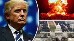 Sợ Washington bị tấn công, Mỹ tập trận bảo vệ thủ đô khẩn cấp