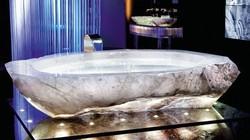 Bồn tắm đá quý đắt nhất hành tinh của giới siêu giàu trông như thế nào?
