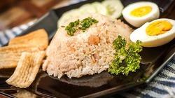 Đổi vị với cơm rang kiểu Indonesia