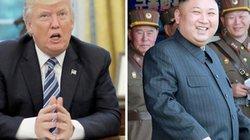 """Trump cảnh báo khả năng """"xung đột lớn"""" với Triều Tiên"""