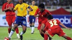 Thống kê số tiền Việt Nam chi ra để mời các đội bóng lớn