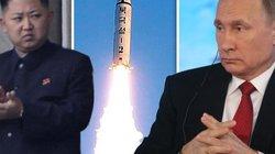 Triều Tiên tự hủy tên lửa đạn đạo vì phóng nhầm hướng Nga?