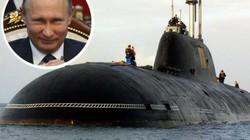 """Nga khoe tàu ngầm """"Siêu cá mập"""" mới khiến NATO khiếp vía"""