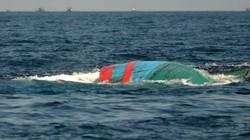 Tàu hàng nước ngoài đâm chìm tàu cá, ngư dân văng xuống biển, tử nạn