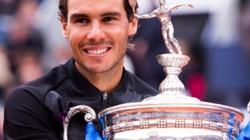"""Rafael Nadal nhắm cú """"decima"""" thứ 3 trong sự nghiệp"""