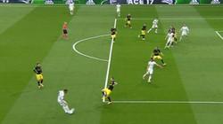 Ronaldo nói gì về pha làm bàn trong tư thế việt vị?