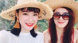 Mẹ Angela Phương Trinh xinh như hotgirl, fan tấm tắc ngợi khen
