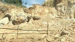 Quảng Ngãi:Kết luận của đoàn kiểm tra vụ băm đồi lấy đất trái phép