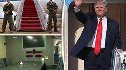 """""""Hầm trú ẩn trên trời"""" giúp Trump tránh bom hạt nhân"""