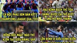 """HẬU TRƯỜNG (4.5): Messi """"bay cao té đau"""", Pogba tập ăn mừng"""