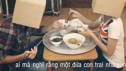 Chàng trai mời bạn gái về ăn cơm còn đòi chia đôi tiền đi chợ