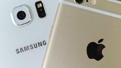 """Giá smartphone Samsung và Apple """"chênh"""" tới 10 triệu đồng"""
