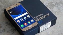 Galaxy S7 là điện thoại Samsung phổ biến nhất trên thế giới