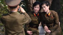Chùm ảnh hiếm về cuộc sống đời thường ở Triều Tiên
