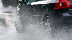 Nguyên nhân nhiều tai nạn xảy ra khi trời mưa
