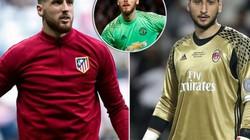 Lộ diện 4 thủ môn HLV Mourinho nhắm thay De Gea