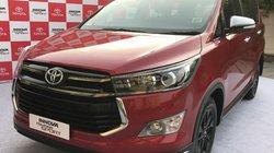 Toyota Innova Touring Sport có giá từ 630 triệu đồng
