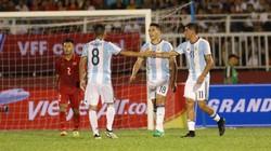 Clip: U20 Việt Nam thảm bại trước U20 Argentina