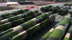 """TQ thử """"sát thủ diệt hạm"""": Cảnh báo sắc lạnh Mỹ-Hàn?"""