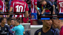 """Phản ứng của Ronaldo khi bị Torres chửi là... """"đồ con hoang"""""""