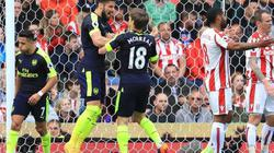 Clip: Đại thắng Stoke, Arsenal áp sát Top 4