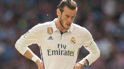 Real đón hung tin, Gareth Bale nghỉ thi đấu hết mùa giải