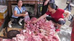 Chủ sạp thịt lợn xin giảm tội cho 2 phụ nữ hắt dầu luyn