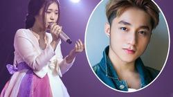 """Tóc Tiên """"ngơ ngác"""" xem hot girl xứ Hàn hát hit Sơn Tùng"""