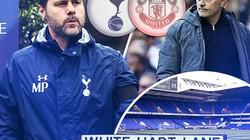 """M.U """"làm nền"""" cho Tottenham xác lập nhiều cột mốc đáng nể"""