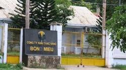 Đóng cửa mỏ Bồng Miêu, Quảng Nam quyết giữ vàng trong lòng đất