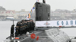 """""""Hố đen đại dương"""" Nga khiến đối phương phải khiếp sợ"""