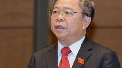 Ủy ban Thường vụ Quốc hội đồng ý cho ông Võ Kim Cự thôi đại biểu