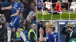 Clip Chelsea hạ Watford trong trận cầu 7 bàn thắng