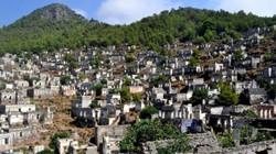 """Câu chuyện bí mật về thị trấn """"ma"""" hoang phế ở Thổ Nhĩ kỳ"""