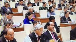 Ông Võ Kim Cự thôi nhiệm vụ, Quốc hội còn bao nhiêu đại biểu?