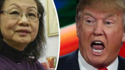 Tiên đoán lạnh người của thầy phong thủy Trung Quốc về Trump và Mỹ