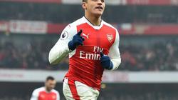 Clip Sanchez lập cú đúp, Arsenal nhen nhóm hy vọng vào Top 4