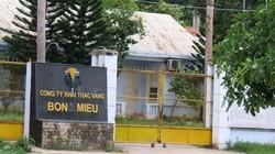 Báo cáo Thủ tướng kết quả xử lý vi phạm khai thác vàng tại Quảng Nam