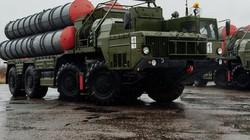 Nga báo động trung đoàn tên lửa S-400 bảo vệ Moscow