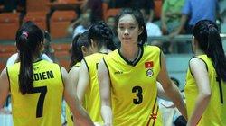 Lịch thi đấu tứ kết giải bóng chuyền nữ U23 châu Á 2017