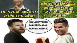"""HẬU TRƯỜNG (18.5): Messi """"dâng hiến"""" cho Ronaldo"""