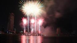 Mãn nhãn với màn pháo hoa của Nhật Bản - Thuỵ Sỹ trên sông Hàn