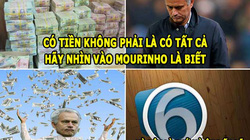"""HẬU TRƯỜNG (21.5): Mourinho """"có tiền mà vô dụng"""", Neymar dạy chó đá bóng"""