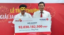 Kết quả Vietlott ngày 21.5: Kỷ lục Jackpot 92 tỷ có nguy cơ bị phá vỡ