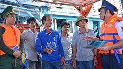 Cảnh sát biển Việt Nam: Không để ngư dân đơn độc nơi biển xa