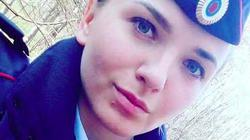 Nữ sinh cảnh sát Nga bị đuổi học vì từng sống cùng chó