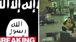 IS nhận trách nhiệm vụ khủng bố đẫm máu ở Manchester