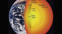 Từ trường Trái Đất đảo cực vì dòng nham thạch ở lõi