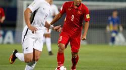 """Tiền đạo U20 Việt Nam đặt mục tiêu """"xé lưới"""" U20 Pháp"""